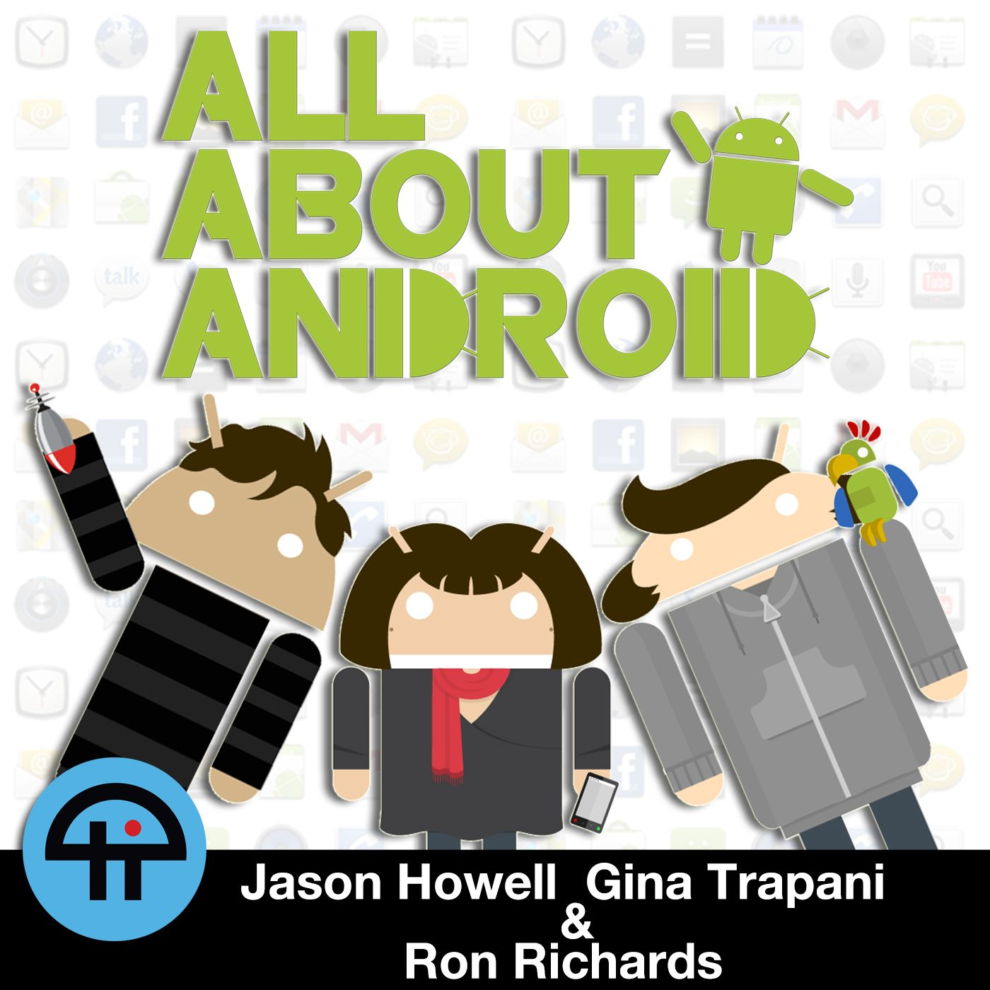 All About Android 97 TWiT.TV Android, Galaxy smartwatch