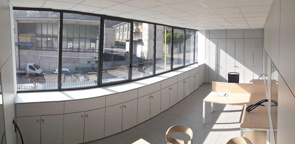 GMU - Box ufficio   Ufficio, Pareti divisorie, Divisorio