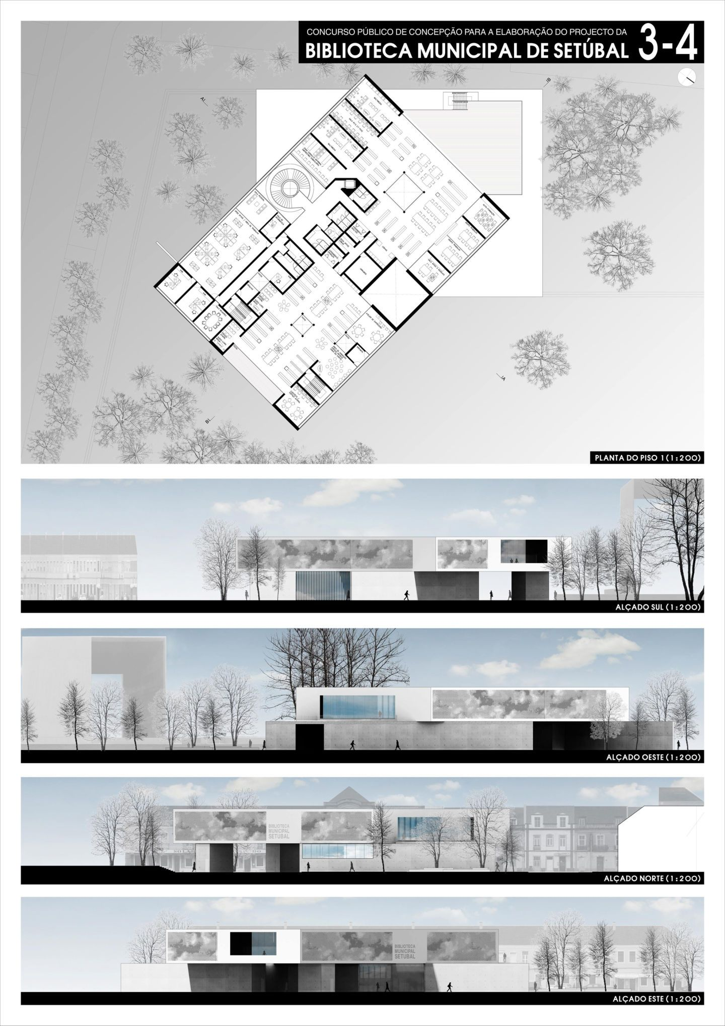 concurso p  blico   Architecture munication