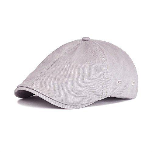 12.99 VOBOOM Cotton Washing Flat Cap Cabbie Hat Gatsby Ivy Irish Hunting  Newsboy 2fce58fdb5ec
