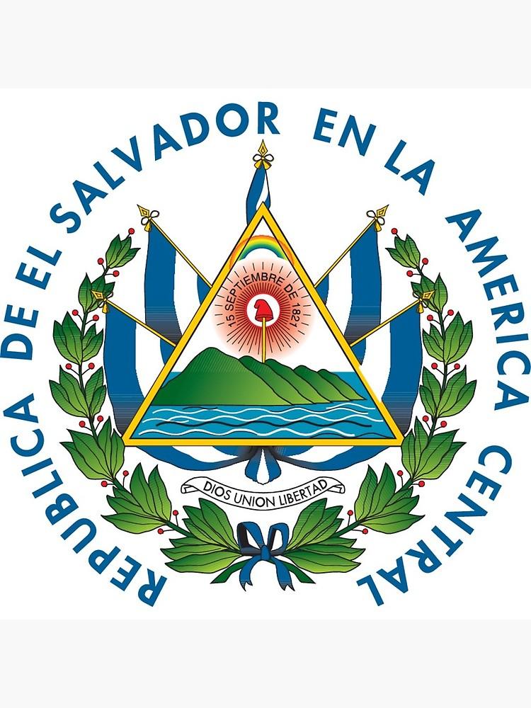Tarjetas De Felicitacion Escudo De El Salvador De Estudio3e El Salvador Tarjeta De Felicitacion Computadora Para Colorear