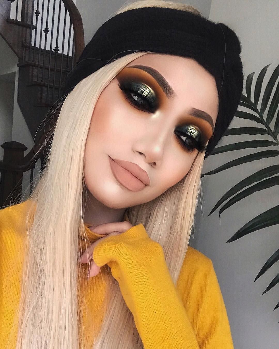 Pin On Stunning Makeup: Pin By Jacqueline Gil On Makeup In 2019