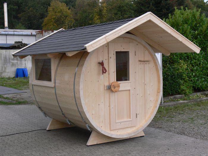 Baums Blocksauna Holz Sauna Eschweiler Aachen Tonnensauna