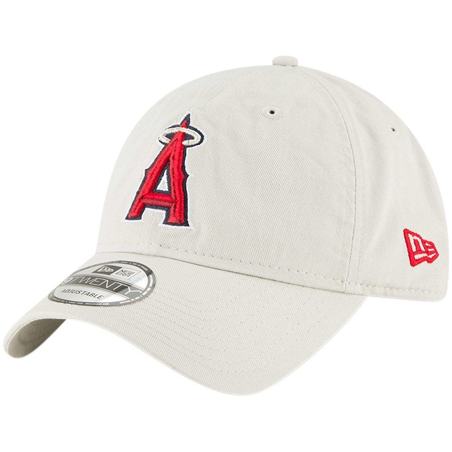 new styles 9f6ae 38c00 ... shopping los angeles angels new era perforated pivot 9twenty adjustable  hat white products pinterest hats caps