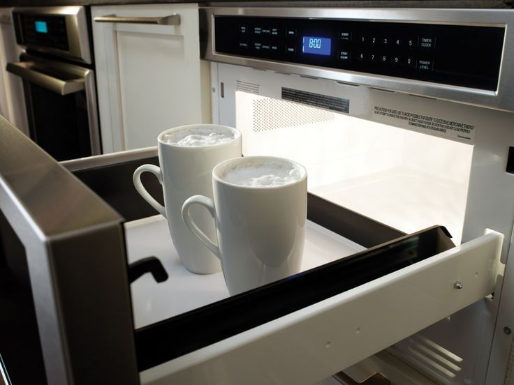 Loving This Under Counter Microwave Drawer By Thermador Built In Blogtourkbis