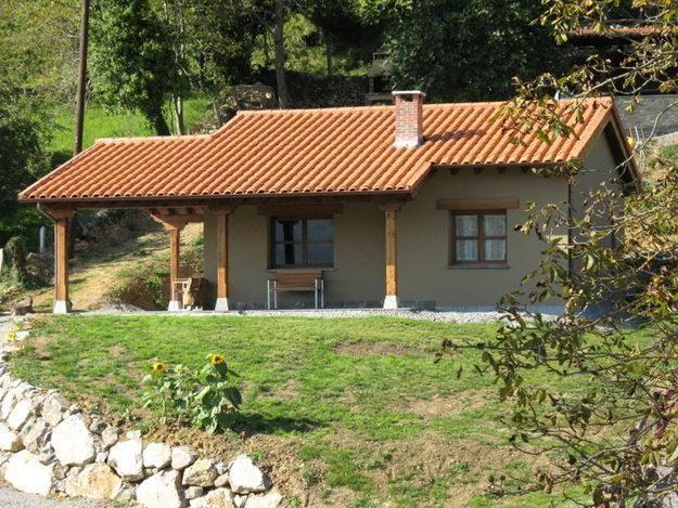 Casas rurales con casas de campo estilo for Cocinas casas rurales