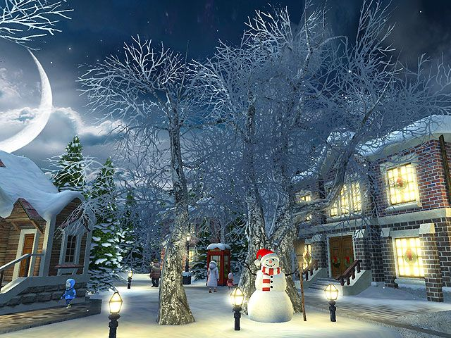 Sfondi natalizi animati da scaricare gratis cerca con for Desktop animati gratis