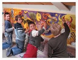 Pittura Bambini ~ La creatività non è acqua pittura commestibile per bambini