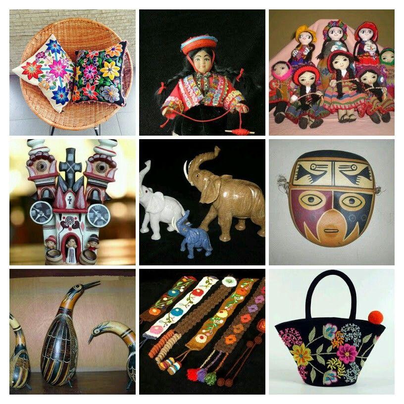 Artesan a peruana decoraci n pinterest artesania - Artesania y decoracion ...