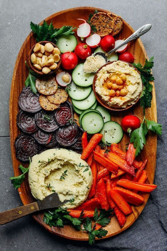 10 Fun Vegan Appetizers That Anybody Can Make