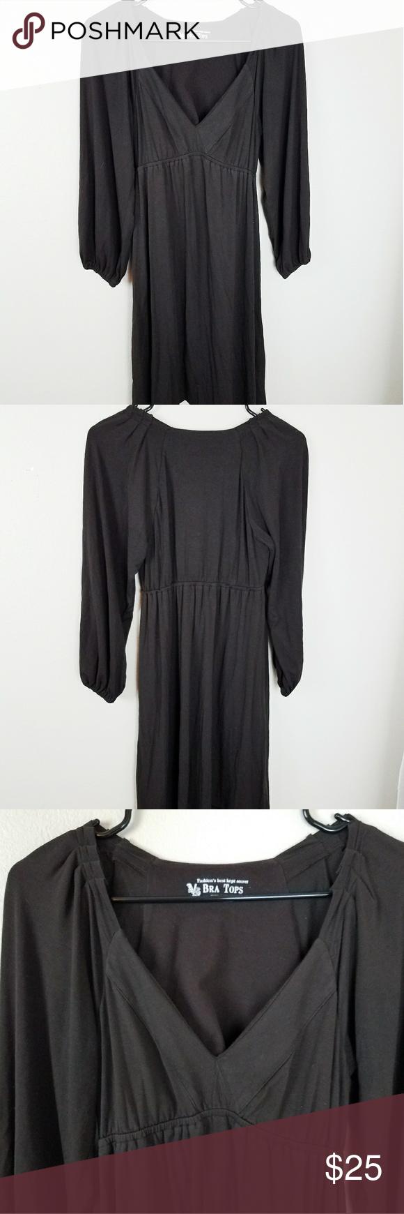 Victoriaus secret bra tops dark brown dress xsmall my posh picks