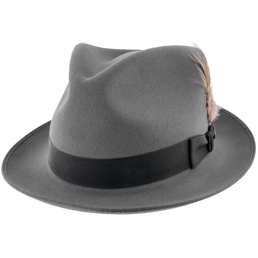 1136b9d7 Stetson Stratoliner Fur Felt Fedora Hat
