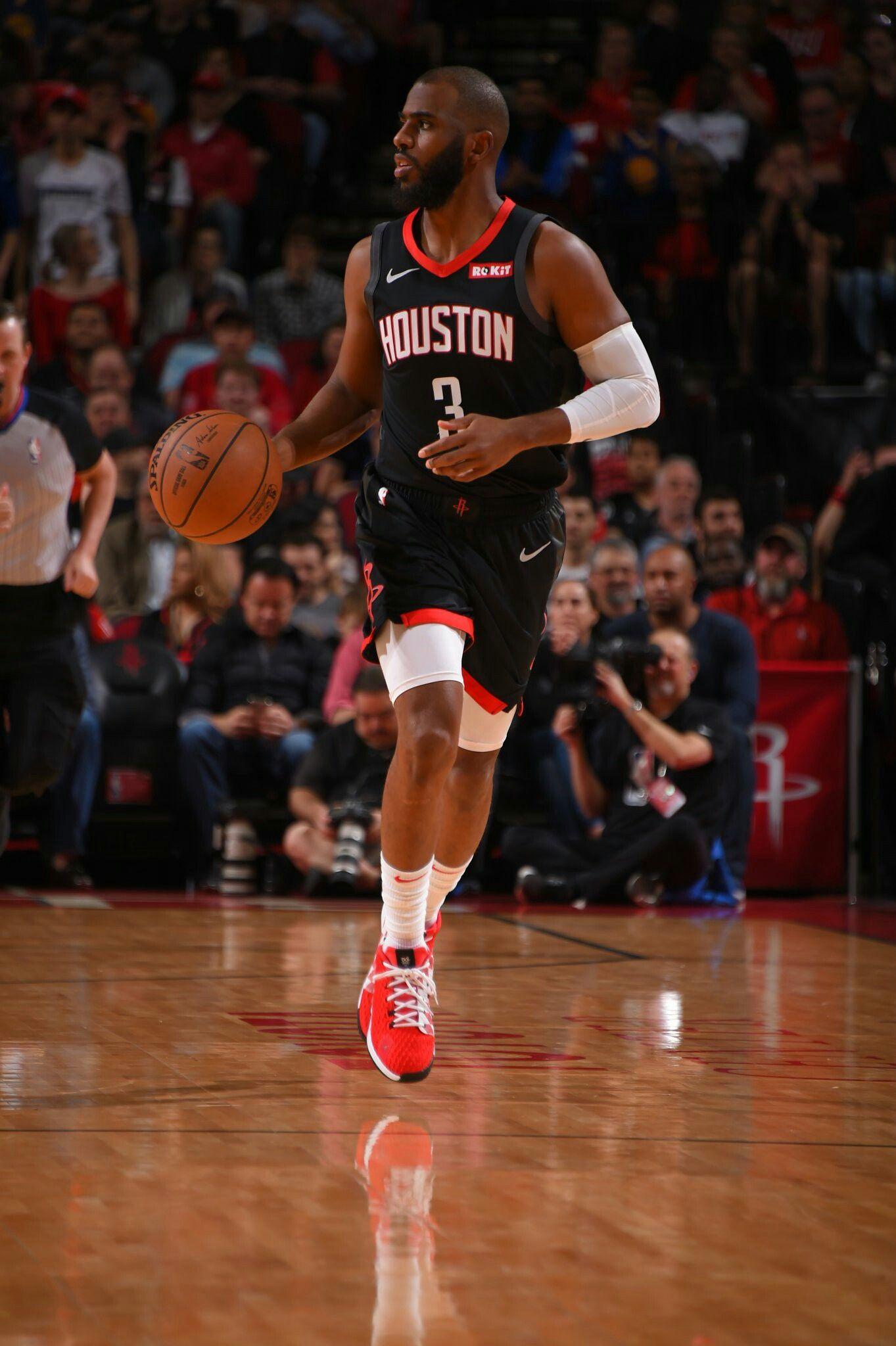 Pin By Ameera On Nba Basketball Players Houston Rockets Chris Paul