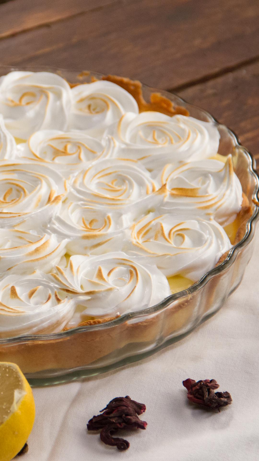 Lemon Pie Elegante
