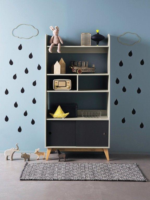 10 Bibliothèques Pour Les Minis | Style De Bibliothèque, Design