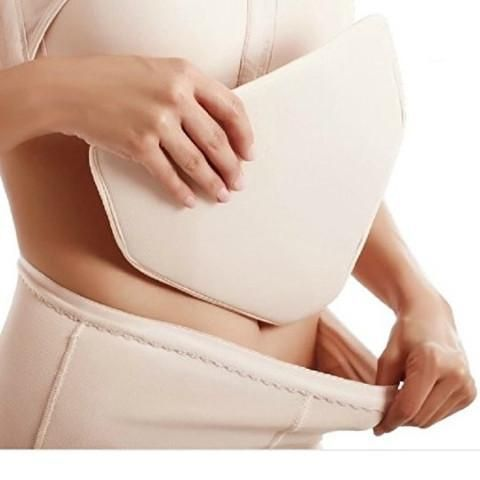 e000be6ca3b Flattens the abdominal skin after liposuction or tummy tuck - Board helps  give extra compression