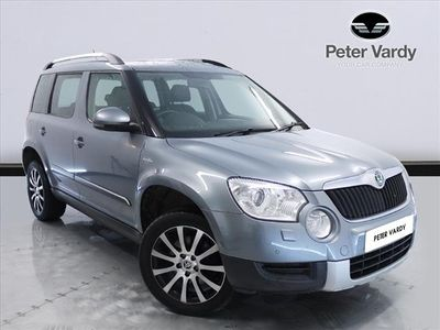 Get 1000 More For Your Old Car With This Outstanding Skoda Yeti