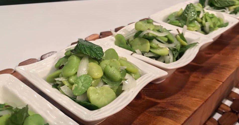 تحضير سلطة الفول الأخضر 1 مقادير تحضير سلطة الفول الاخضر 2 طريقة تحضير سلطة الفول الأحضر 2 1 طريقة سلق الفول 2 2 Green Bean Salads Bean Salad Green Beans