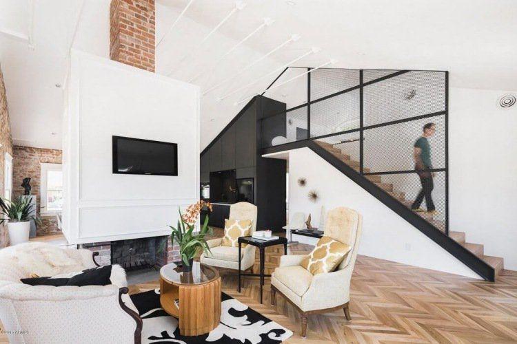 Déco salon blanc pour une atmosphère accueillante u2013 80 idées