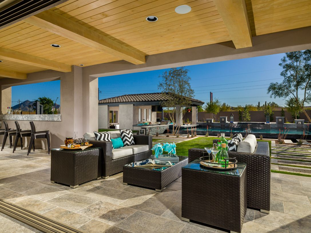 New Homes For Sale In Cave Creek Az Montevista Inside