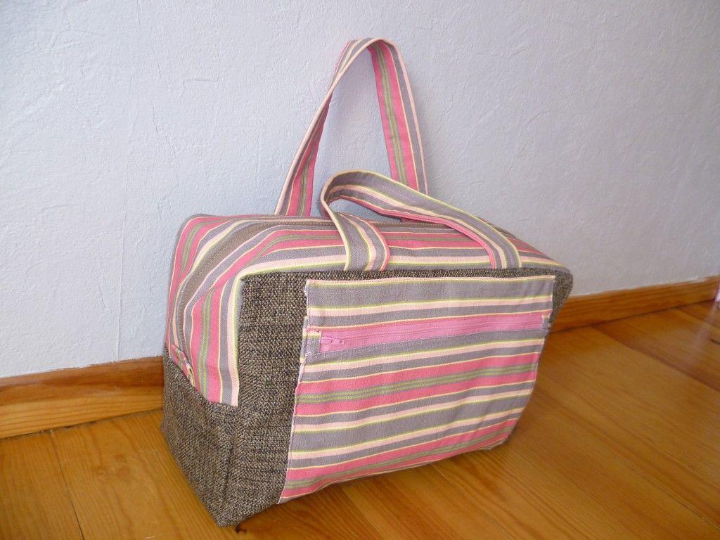 patron couture sac de voyage 4 sacs sac de voyage sac. Black Bedroom Furniture Sets. Home Design Ideas