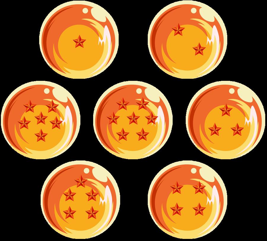 Esferas Del Dragon Mi Version By Ezio Anime Dragon Ball Art Dragon Ball Super Manga Ball Drawing