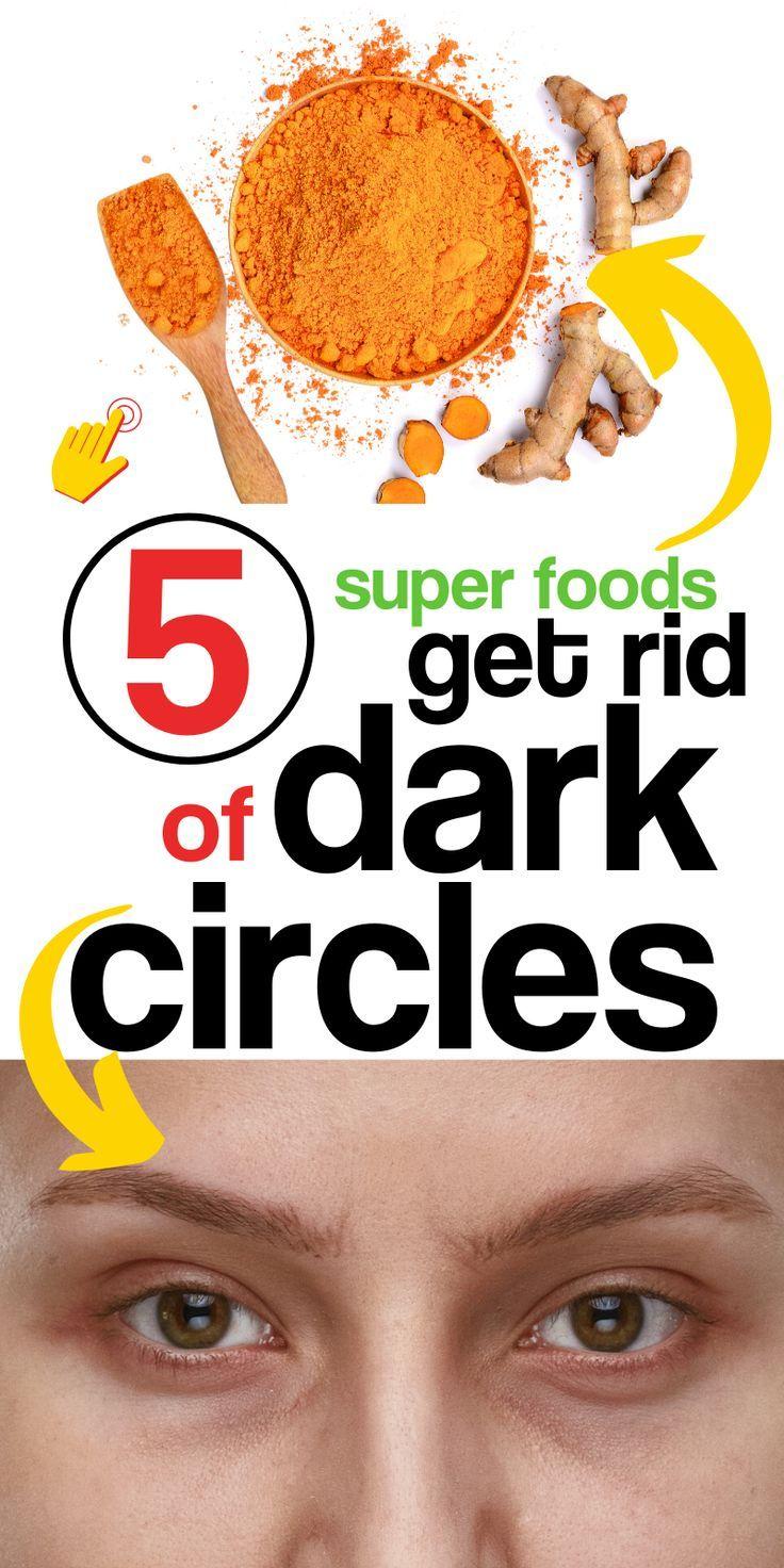 Get Rid of Dark Circles Under Eyes with a DIY Under Eye