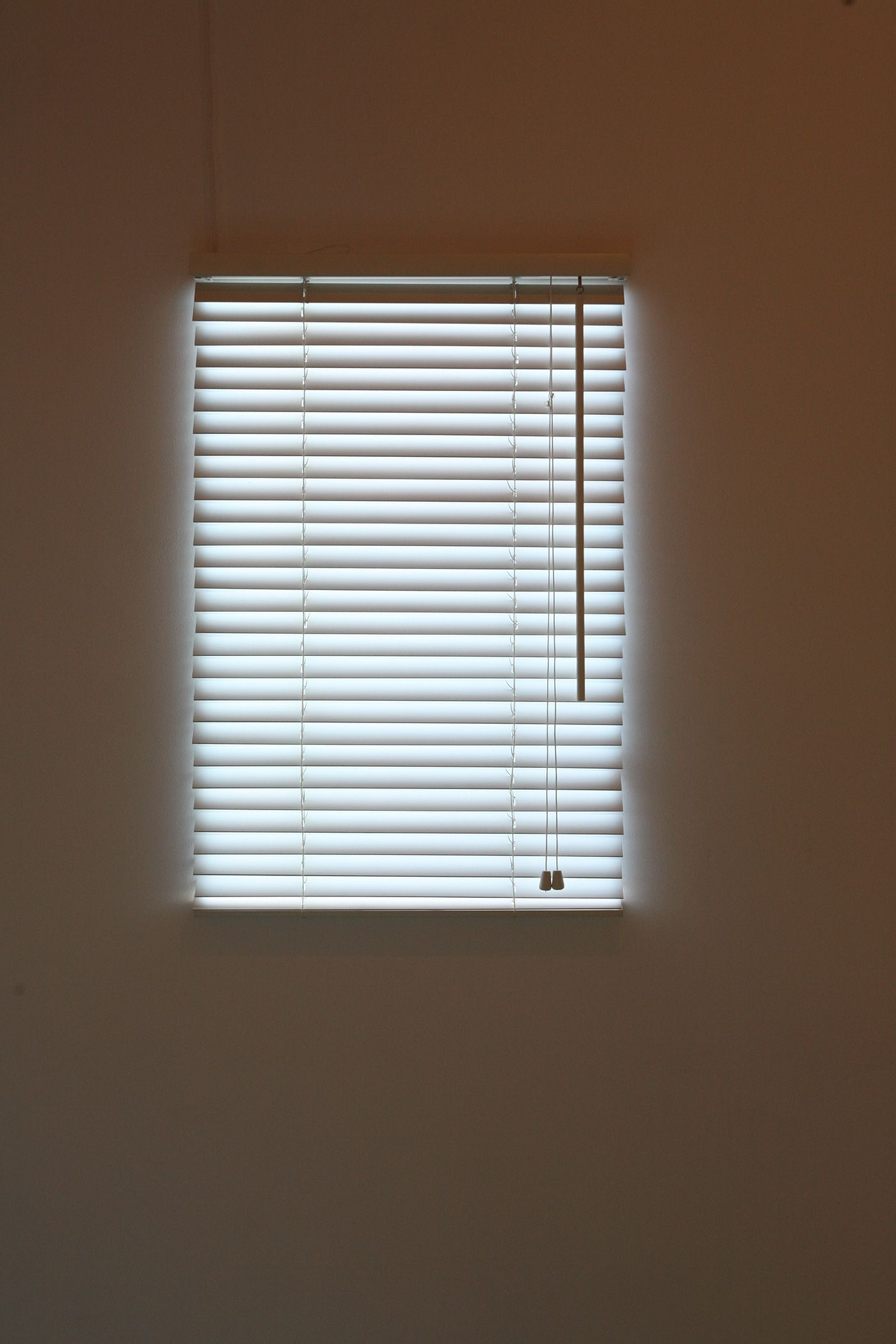 This Faux Led Window Is Equipped With Blinds Just Like The Real Thing To Stand In For A Happy Light In Your Fight Against Seas Blinds Happy Lights Faux Walls