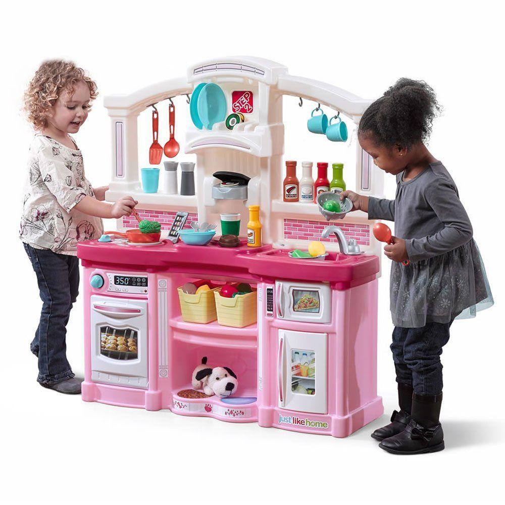 Step2 Elektroniczna Duza Kuchnia Dla Dziecka Rozowa 42 Akcesoria Zestaw Brykacze Pl Internetowy Sklep Z Zabawkami Dla Dzieci Juegos Divertidos Para Ninas Juguetes De Transformers Juguetes