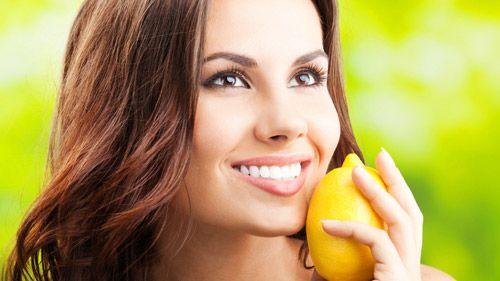 Does lemon get rid of pimples