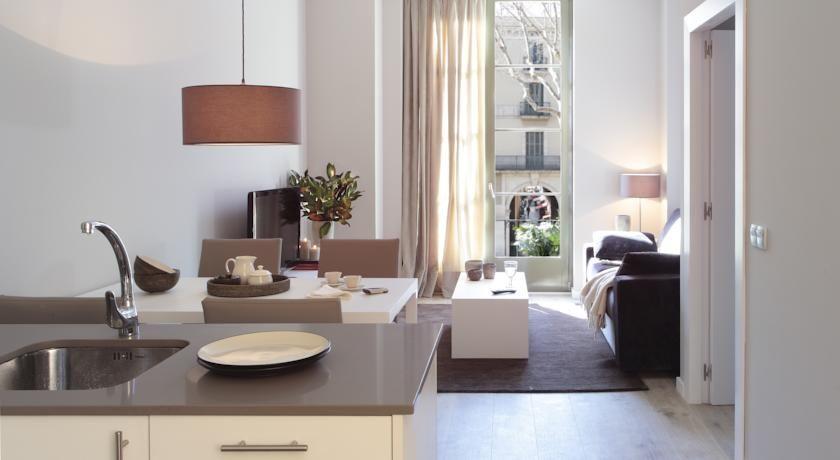 Marvelous Booking.com: Appartement Rambla 102   Barcelone, Espagne