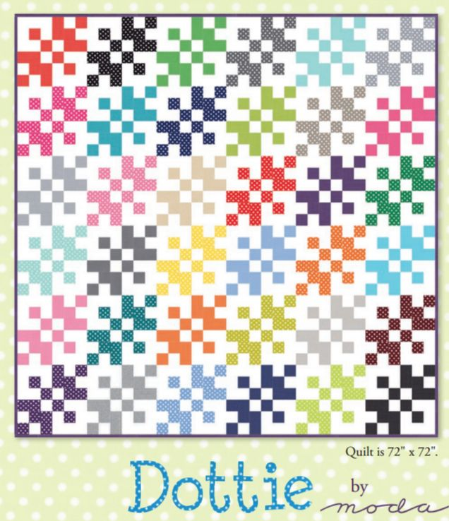Image result for dottie quilt by moda