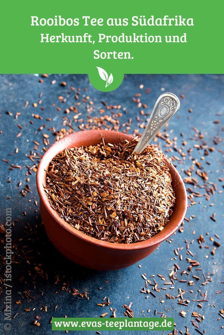 Rooibos Tee: Das afrikanische Alltagsgetränk - Rooibos tee..