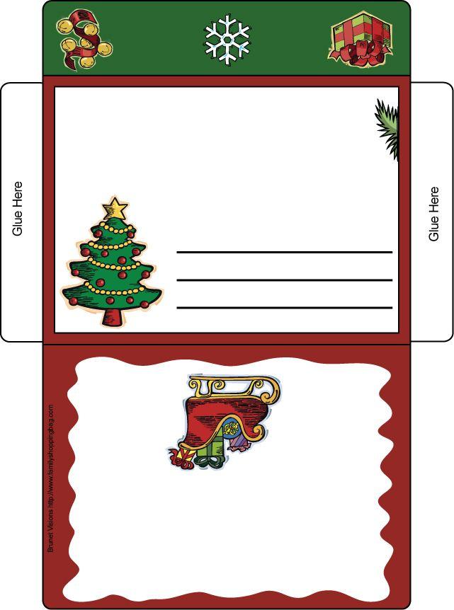 Caixinhas De Natal Para Imprimir Caixas De Natal Caixa De Presente De Natal Cartoes Artesanais