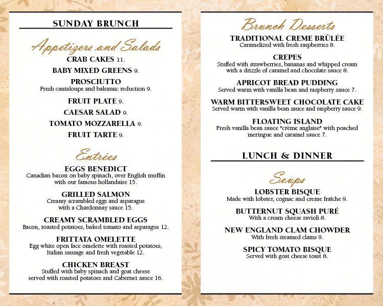 french-menus-restaurants-i10jpg (750×600) SN Handbook Design - french menu