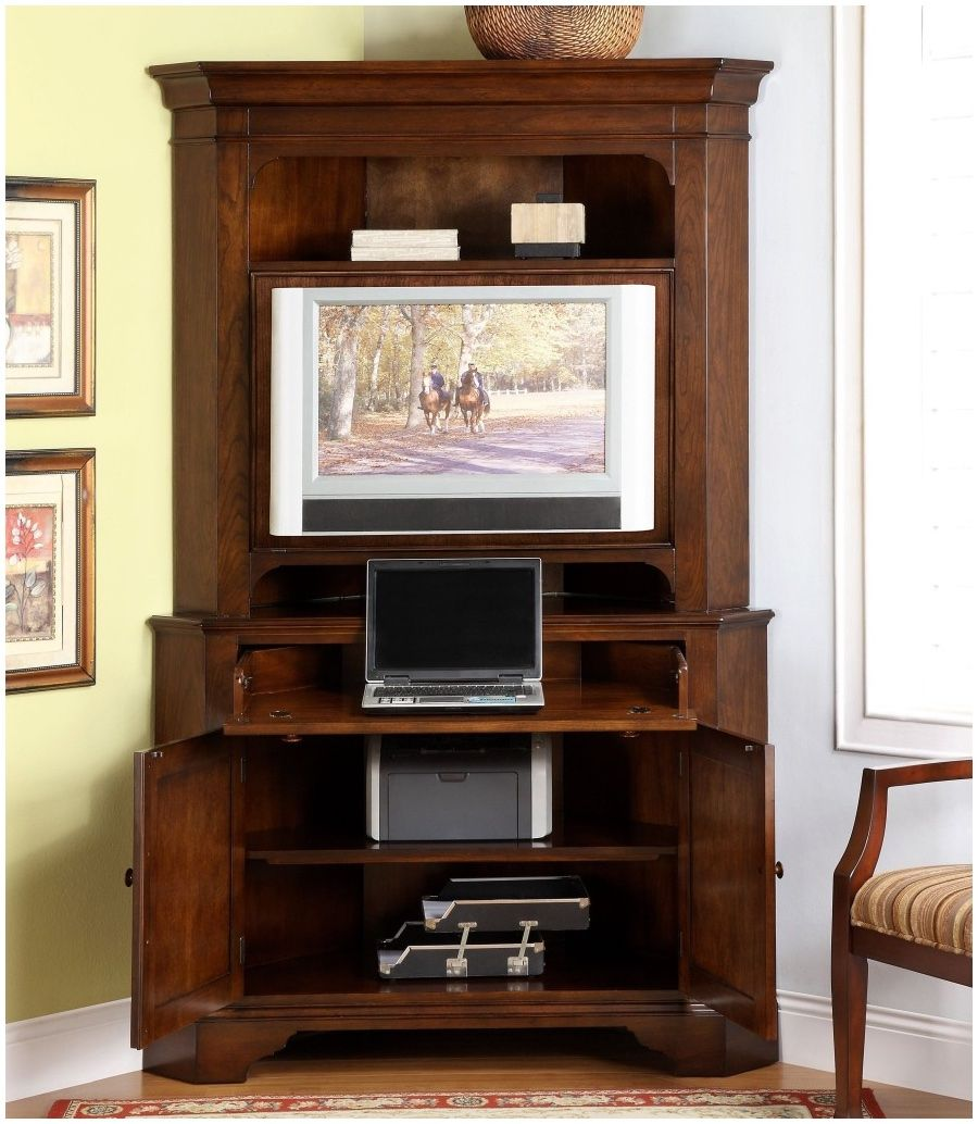 Corner Armoire Computer Desk Living Room Sets For Small Living Rooms Check More At Http Www Gameintow Entertainment Armoire Computer Armoire Corner Armoire