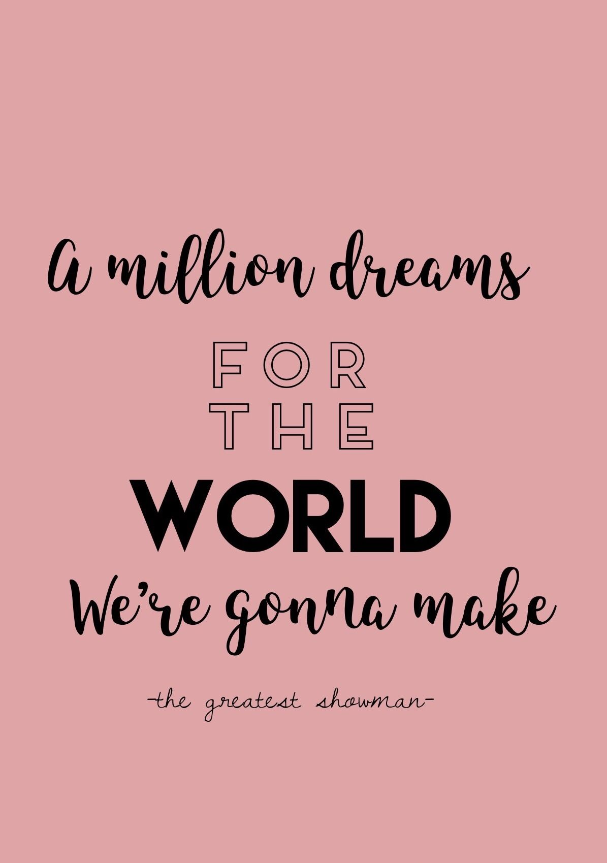 The Greatest Showman Wallpaper Milliondreams Hujackman Thegreateatshowman Wallpaper Pinterest Zacefron Zendaya The Greatest Showman Greatful Song Quotes