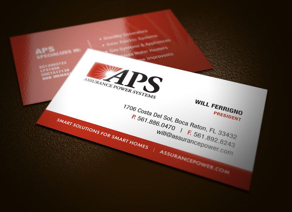 Business Card Design For Client Assurance Power Business Card Design Card Design Cards