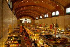 The West Side Market: Cleveland's oldest publicly owned market