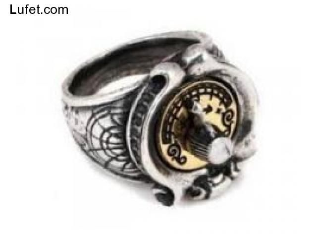 Mystic Magic Ring To Solve Financial Problems Call 27621474321