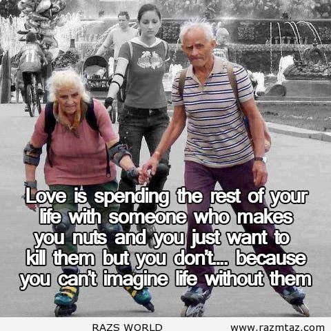 LOVE IS ... - http://www.razmtaz.com/love-is-8/