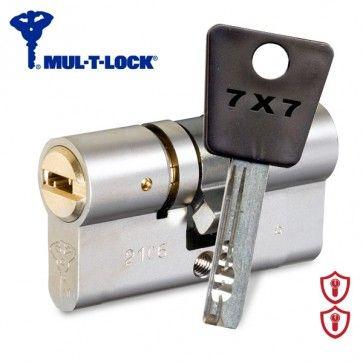 Cylindres Mul-T-Lock 7x7 Sécurité renforcée - Le cylindre