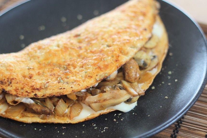 recept omelet