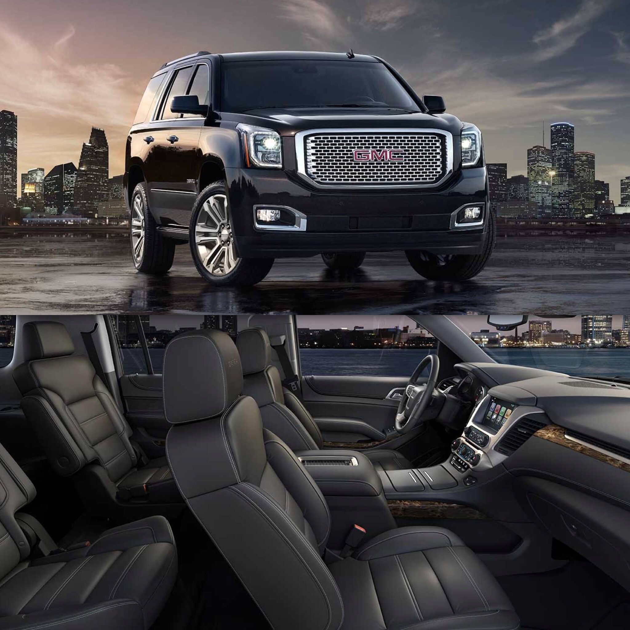 The Gmc Yukon Denali Isn T Just A Full Size Suv It S An