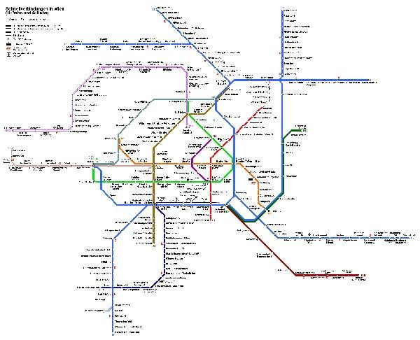 Maps Update 12001040 Vienna Tourist Map Printable 19 Toprated