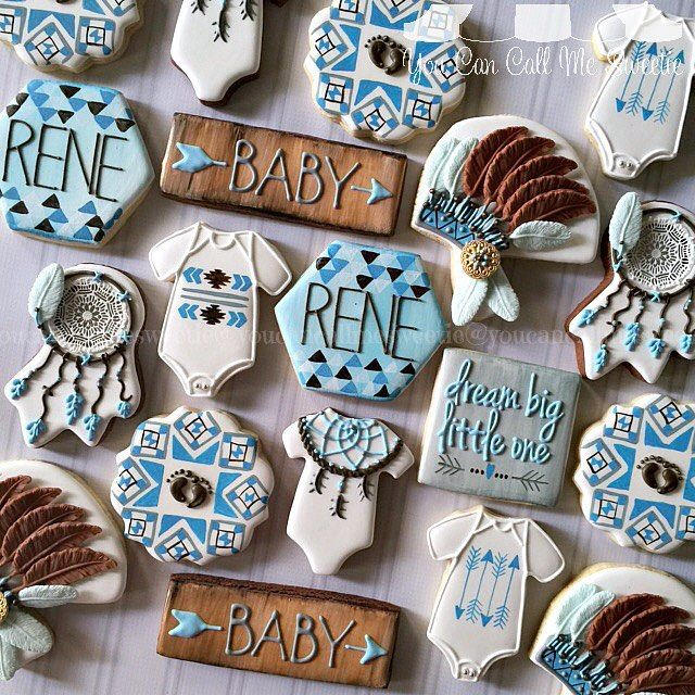 Baby Shower Cookies Life Is What You Bake It Pinterest Baby