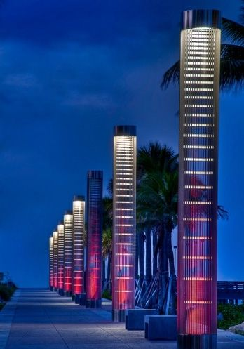 Pin by kim cd on installation pinterest lights landscaping and 1411 south beach miami theres no place like it aloadofball Gallery