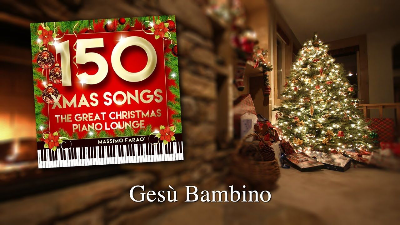 Gesù Bambino Massimo Faraò The Great Christmas Piano