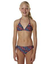 bubbles Roxy bikini lux black