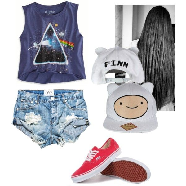 """""""Teen Outfit #113"""" by kaelarabbit on Polyvore"""